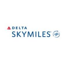 Delta Skymiles (unit of 1000)