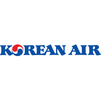Korean Air Miles (unit of 1000)